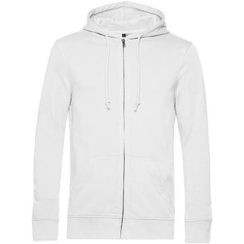 Kleidung Herren Sweatshirts B&c  Weiß