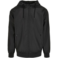 Kleidung Herren Jacken Build Your Brand BY151 Schwarz