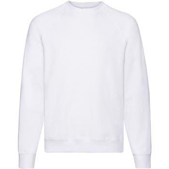 Kleidung Herren Sweatshirts Fruit Of The Loom SS270 Weiß