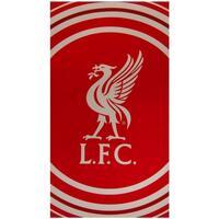 Home Handtuch und Waschlappen Liverpool Fc TA1036 Rot/Weiß