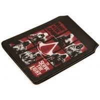 Taschen Portemonnaie Assassins Creed  Schwarz/Rot