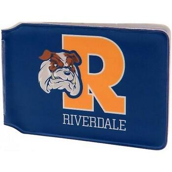 Taschen Geldbeutel Riverdale  Marineblau/Orange