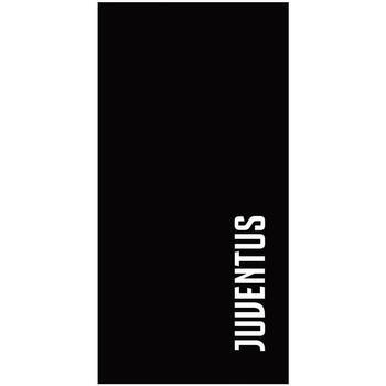Home Strandtuch Juventus TA7604 Schwarz/Weiß