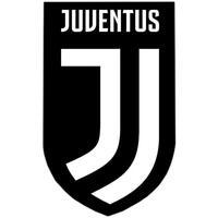 Home Stickers Juventus Taille unique Schwarz/Weiß