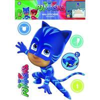 Home Stickers Pj Masks Taille unique Blau