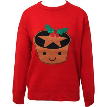 Kleidung Damen Sweatshirts Brave Soul  Rot