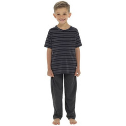 Kleidung Jungen Pyjamas/ Nachthemden Tom Franks  Grau