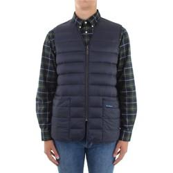Kleidung Herren Daunenjacken Barbour MLI0049 blu