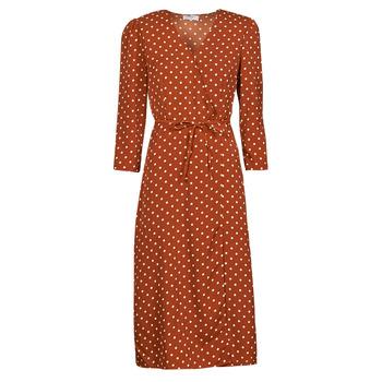 Kleidung Damen Maxikleider Betty London PAXONE Rot