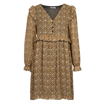 Kleidung Damen Kurze Kleider Betty London PIXONE Braun