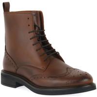 Schuhe Damen Low Boots Frau SETA NOCE Marrone