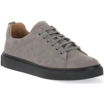 Schuhe Herren Sneaker Low Frau WAXY IRON Grigio