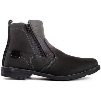 Schuhe Herren Boots Zap-In 2194 Schwarz