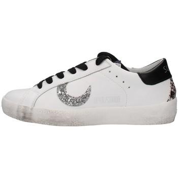 Schuhe Damen Sneaker Low Uma Parker 810221 WEISS