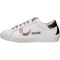 Schuhe Damen Sneaker Low Uma Parker 830221 WEISS