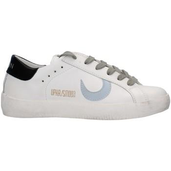 Schuhe Damen Sneaker Low Uma Parker 780221 WEISS