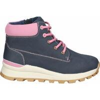 Schuhe Mädchen Sneaker High Bama Kids Stiefelette Dunkelblau