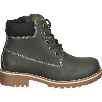 Schuhe Boots Bama Kids Stiefelette Khaki