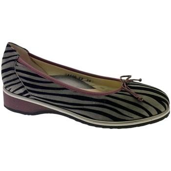 Schuhe Damen Ballerinas Calzaturificio Loren LOA1110gr grigio