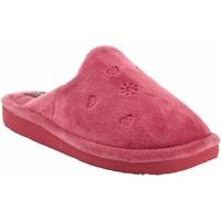 Schuhe Damen Hausschuhe Berevere Go home Lady  in 0530 Lachs Rose