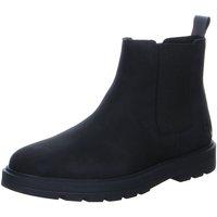 Schuhe Herren Stiefel Calvin Klein Jeans ESS Mid Chelsea Boots YM0YM00273BEH schwarz