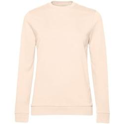 Kleidung Damen Sweatshirts B&c WW02W Blassrosa