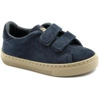 Schuhe Kinder Sneaker Low Cienta CIE-CCC-90887-277-a Blu