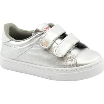 Schuhe Kinder Sneaker Low Cienta CIE-CCC-80085-26-a Argento