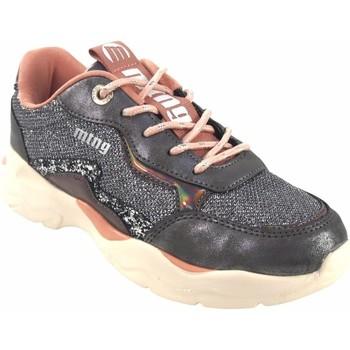 Schuhe Mädchen Multisportschuhe MTNG Mädchenschuh MUSTANG KIDS 48325 Blei Multicolor