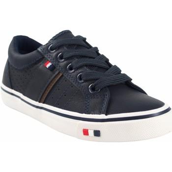 Schuhe Jungen Multisportschuhe Bubble Bobble BOBBLE a3455 blau Blau