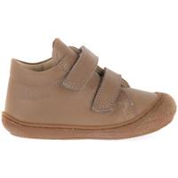 Schuhe Mädchen Boots Naturino FALCOTTO D08 COCOON VL NAPPA TAUPE Marrone
