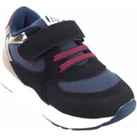 Schuhe Jungen Multisportschuhe MTNG Jungenschuh MUSTANG KIDS 48211 blau Blau