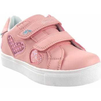 Schuhe Mädchen Multisportschuhe Bubble Bobble Mädchenschuh  a3412 rosa Rose