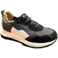 Schuhe Damen Wanderschuhe Calzaturificio Loren LOC3960ne nero