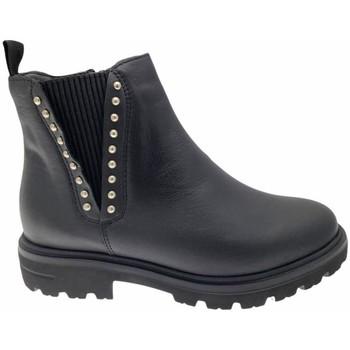 Schuhe Damen Ankle Boots Calzaturificio Loren LOC3955ne nero