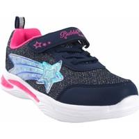 Schuhe Mädchen Multisportschuhe Bubble Bobble Sport Mädchen  a3429 blau Blau