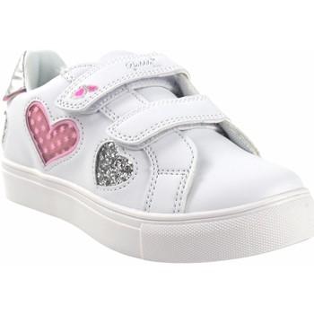 Schuhe Mädchen Multisportschuhe Bubble Bobble Mädchenschuh  a3412 weiß Weiss