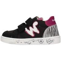 Schuhe Mädchen Sneaker Low Balducci MSP3808N SCHWARZ