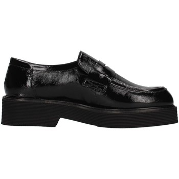 Schuhe Damen Slipper Triver Flight 482-06 SCHWARZ