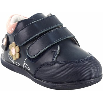 Schuhe Mädchen Multisportschuhe Bubble Bobble Mädchenschuh  a3524 blau Blau