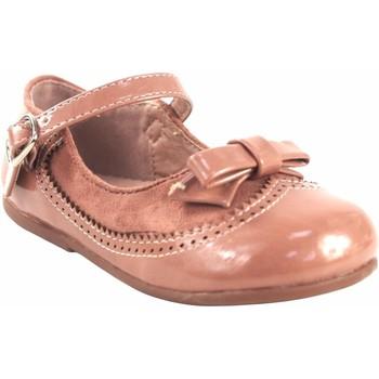 Schuhe Mädchen Multisportschuhe Bubble Bobble Mädchenschuh  a3555 lachs Rose
