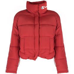 Kleidung Damen Jacken Champion  Rot