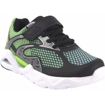 Schuhe Jungen Multisportschuhe Bubble Bobble BOBBLE a3410 schwarz Schwarz
