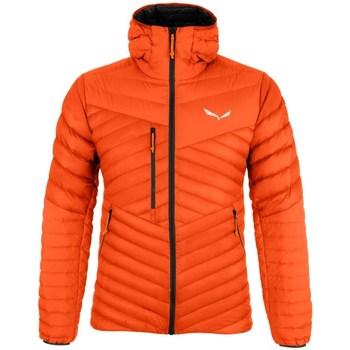 Kleidung Herren Daunenjacken Salewa Ortles Light 2 Rds M HD Jkt Orangefarbig
