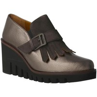Schuhe Damen Derby-Schuhe & Richelieu Durá - Durá  Gris
