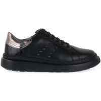 Schuhe Damen Sneaker Low Keys SNEAKER BLK Nero