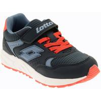 Schuhe Kinder Sneaker Low Lotto Strada turnschuhe Multicolor