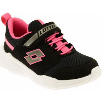 Schuhe Kinder Sneaker Low Lotto Spacebreeze turnschuhe Multicolor