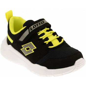 Schuhe Kinder Sneaker Low Lotto Spacebreeza turnschuhe Multicolor