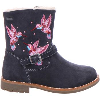 Schuhe Mädchen Ankle Boots Lurchi Stiefel FIBY 33-17215-25 grau